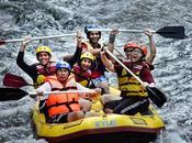 rafting fiume Sawangan