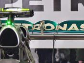 Monza: Mercedes novità posteriore fondo