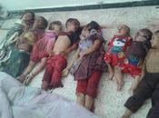 Isis Regime siriano giornalisti ammazzati. buchi dell'informazione. della vostra mente.