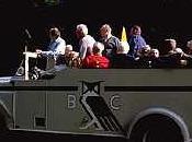 Bohemian Grove 2014: politici, militari gente conta brindano alla devastazione mondo (NOMI FOTO)