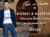 """Raccolta fondi """"Una Corsa contro tempo Emanuele"""" Onlus acquisto Nato Italia"""