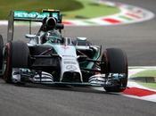 Italia, libere Rosberg domina sessione