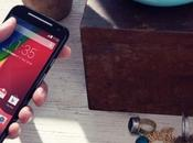 Motorola Moto 2014 ufficiale: Display pollici slot micro
