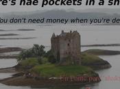 Detto Scozzese Fotografia della Scozia
