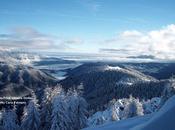 Tutto intorno bianco, visto monte Lussari-by Carla Palmano
