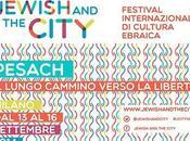 Jewish city festival della cultura ebraica Milano