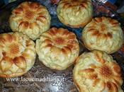 Muffin pere mandorle Zona