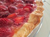 Crostata fragole fresche