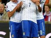 Norvegia-Italia 0-2, cronaca tabellino