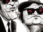 Blues Brothers-Wallpaper