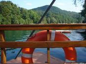 Gita fiume Adda battello