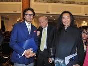 CAPRI AWARDS 2014 poeta cinese YANG LIAN vincitore della edizione