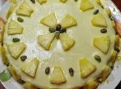 Torta ananas pistacchi Bronte