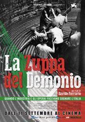 """documentario Zuppa Demonio"""" fagociterà"""
