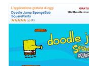 Doodle Jump Spongebob gratis solo oggi Amazon Shop