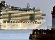 sceglie cantieri dell'atlantico realizzazione navi crociera
