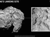 Selezionato sito atterraggio Philae