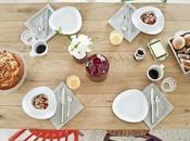 Colazione famiglia vuoi tu): alcune idee l'arredo della tavola