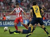 Olympiakos-Atletico Madrid 3-2: guai ballare sirtaki Grecia!