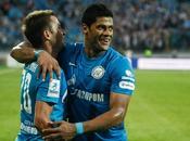 Benfica-Zenit 0-2: inchina agli zar, Hulk Witsel brillano nella notte Lisbona