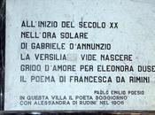 Lorenzo Viani, D'Annunzio Versilia