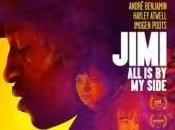 Jimi Side, colonna sonora film Hendrix