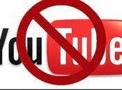 Controproducente pubblicizzare Youtube