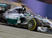 Singapore Hamilton Pole cardiopalma! Secondo Rosberg, Alonso