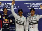Singapore: Pole Hamilton, Alonso Raikkonen