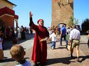 rievocazione medievale Montopoli Valdarno