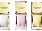 Michael Kors presenta prima Fragrance Beauty collection