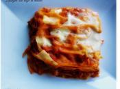 Lasagne ragu' maiale