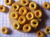 Mini -Muffin frutti bosco Forest berries mini- muffin