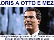 #Gruber fuori, arriva #Floris #OttoEMezzo