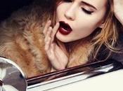 Color trends fall 2014: dark lips hair, love you!