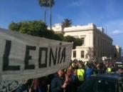 Reggio: agitazione lavoratori leonia multiservizi, chiedono comune stipendi arretrati