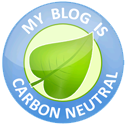 Blog Carbon Neutral!