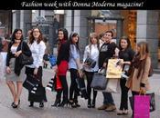 Shooting Donna Moderna magazine