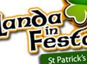 Irlanda festa verdi colline d'Irlanda Parco Nord Bologna 16-20/03