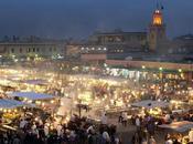 Tanti turisti Marrakech..