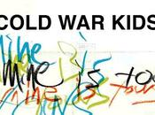 riflettori puntati sull'indie rock: Cold Kids Mine yours