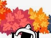 Qualcuno incontrato l'autunno? doodle google