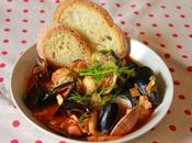 Esperimenti Velocità Zuppa Pesce Veloce Jamie Oliver Super-fast Fish Stew