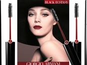 AUTUNNO INVERNO 2014•15: BLACK ECSTASY MASCARA GIORGIO ARMANI