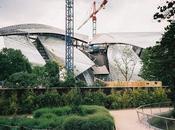 nave vetro nella Ville Lumière: Fondazione Louis Vuitton Parigi