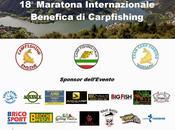 MANIFESTO MARATONA INTERNAZIONALE BENEFICA Carpfishing LAGO ENDINE