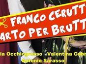 Franco Cerutti sarto brutti: tour della commedia Neri, Margherita Fumero Enrico Beruschi