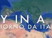 Italy Day, film girato dagli italiani stasera (anche
