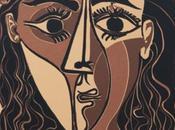 Pablo Picasso. colore inciso