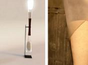 Clessidra Floor Lamp